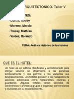 informacion de hoteles