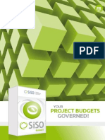 Brochure Siso Budget Fr