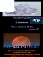 A Ultima Pedra - Roberto Shinyashik