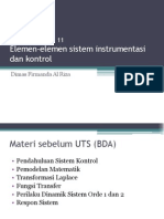 Sistem Kontrol DFA 11