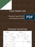 Final Project Ms Mustaqim Yudi