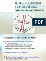 Basic Christian Leadership-gsac