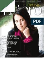 Estero Lifestyle Magazine - December 2012