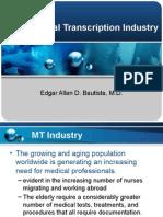 Lesson2.Medical Transcription Training
