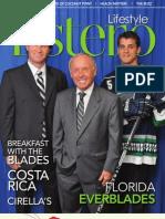 Estero Lifestyle Magazine - October 2012