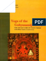 Guhyasamaja Tantra by Alex Wayman