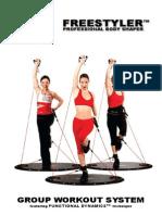 FREESTYLER PDF Group Workout Presentation 2009