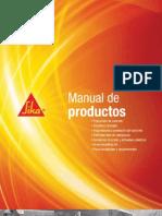 Manual de Productos Sika 2013