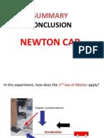 Summary Newton Car