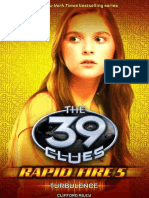The 39 Clues Rapid Fire 5 - Turbulence