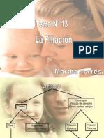 Tema 13 LA FILIACIÓN