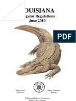 Alligator Hunting Info