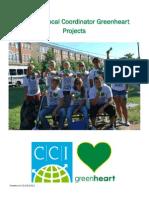 LC Greenheart Project Ideas