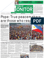 CBCP Monitor Vol. 17 No. 1