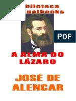 Alencar, José de - A alma de Lázaro - PT