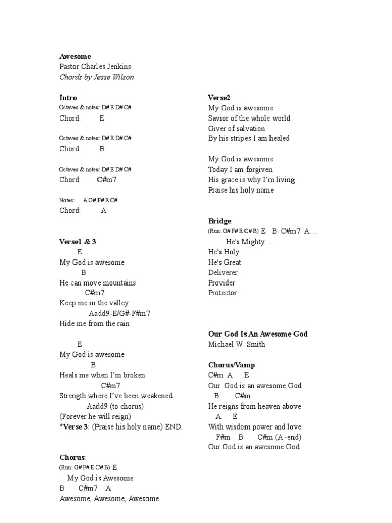 Guitar Chords For Break Every Chain Image Collections Basic Guitar