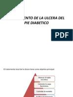 Tratamiento de La Ulcera Del Pie Diabetico