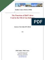 Ball Valve Handbook