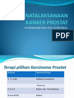 Penatalaksanaan CA Prostat