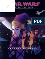 Star Wars RPG Secrets of Naboo