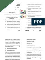 Machine Design-II CPME 6306