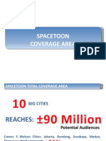 Spacetoon Coverage Area in 2013-1