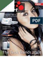 TechSmart 112, Jan 2013, Trends for 2013