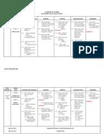 Scheme of Work Year 3 2013