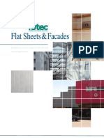 Flat Sheets and Facades