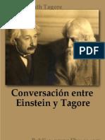 Tagore Rabindranath-Conversación entre Einstein y Tagore