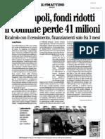 Rassegna Stampa 10.01.13