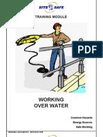 Working OverWater Training Module Aug 2002