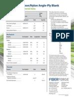 Fiberforge Angle-ply Pa6