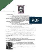 Lec # 17 - Thorstein Veblen