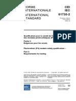 IEC+61730-2+2004+en
