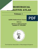 Neurosurgical Operative Atlas 8