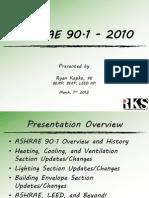 ASHRAE Presentation