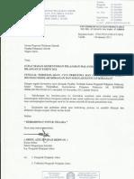 Cuti Berganti 2013 - JPN Johor