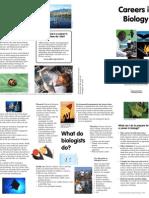 Career Brochure