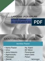 MR Amel Saraf 26 Desember 2012