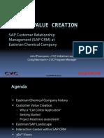 Sapphire SAP crm