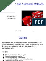 Error analysis lecture 4