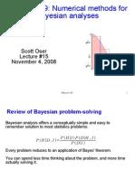 Error analysis lecture 15