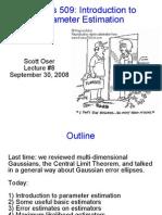 Error analysis lecture  8