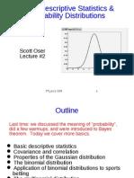 Error analysis lecture 2