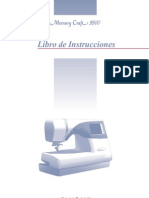 Manual de Instrucciones MC 9500
