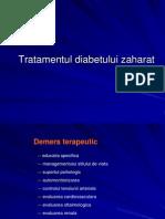 Tratamentuldiabetului zaharat