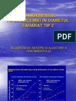 Managementul Hiperglicemiei in Diabetul Zaharat Tip 2