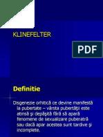 Kline Felter