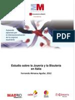 Joyería y bisutería en Italia